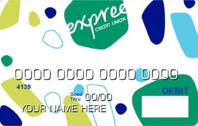 Expree debit card