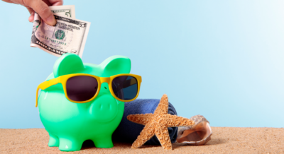 Stash your cash into savings automatically